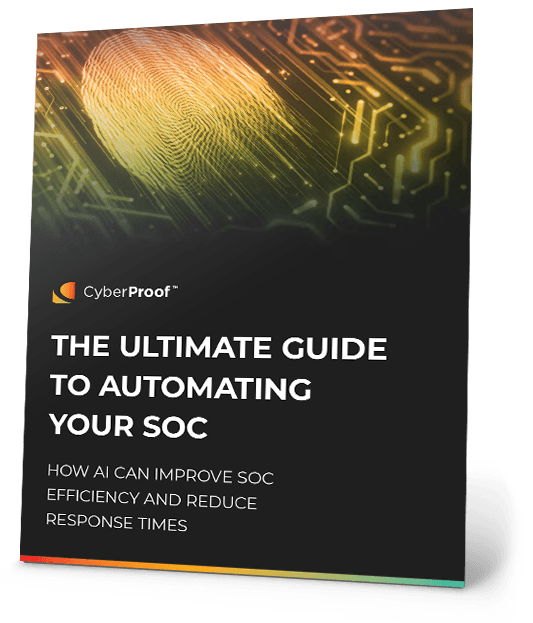 Automating your SOC